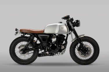 "New Release of the British Motorcycle ""AKITA"" – Named After Loyal Akita Dogs"