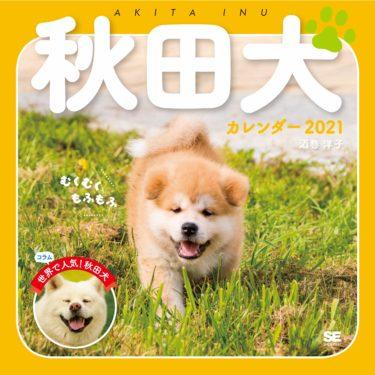フランス産のもふもふ 愛らしい子犬たちがカレンダーに