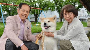 「大事にしてくれているのが伝わった」 濱田さん夫妻、マサル母と大館入り
